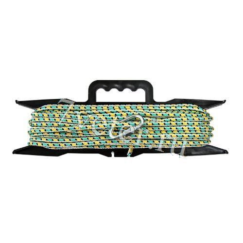 Якорная намотка Сибтермо пластик фал 16 прядей 8мм 20м 520 кг