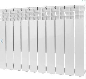 ROMMER Optima 500 10 секций радиатор алюминиевый