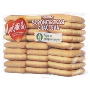 Печенье ЛЮБЯТОВО 500гр Воронежская сластена