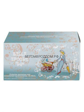 Прокладки послеродовые с серебром 20 шт./Belle Epoque