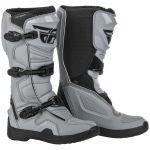Fly Racing 2021 Maverik Boot Grey/Black мотоботы внедорожные