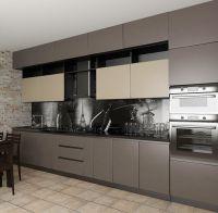 Кухня Fenix NTM 2629 Bronzo Doha