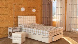 Кровать с матрасом Сет L Mr.Mattress
