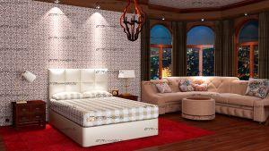 Кровать с матрасом Сет D Mr.Mattress