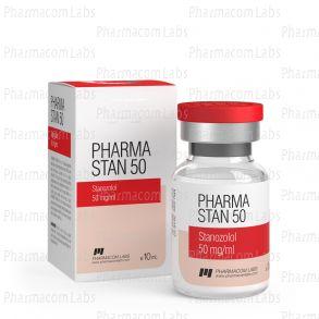 Станозолол 50 мг/мл