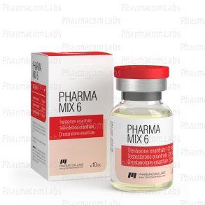 Микс-6 500 мг/мл