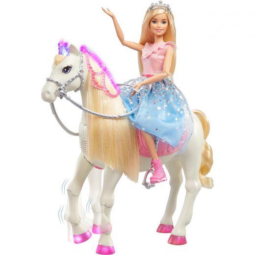 Кукла Barbie Kids Веселая поездка на лошадке