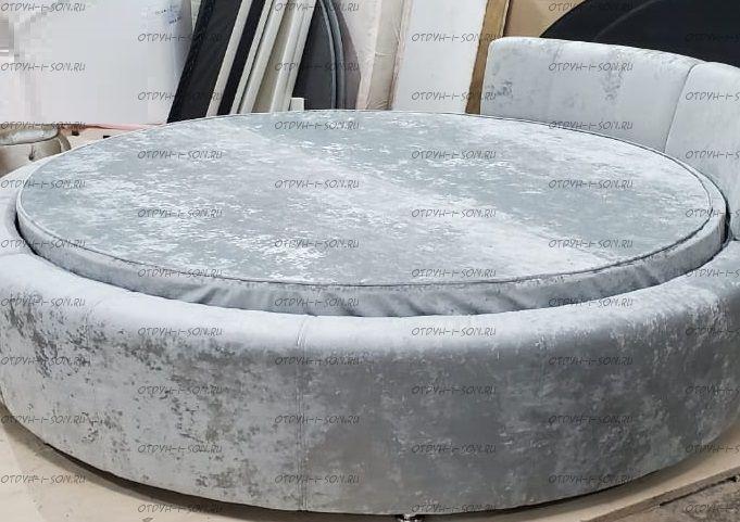 Матрас круглый Стандарт диванного типа TFK Мебель-ONLY №3