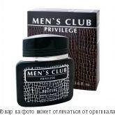 MEN`S CLUB PRIVILEGE.Туалетная вода 90мл (муж)_Pk, шт