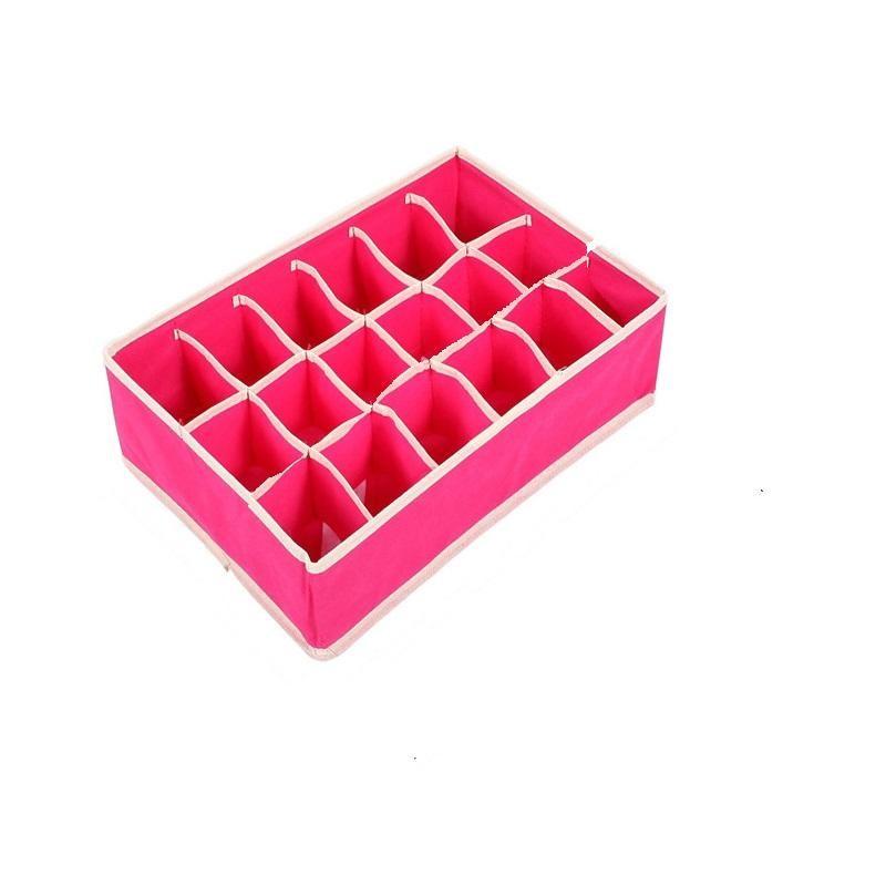 Кофр для хранения мелочей с 18 ячейками
