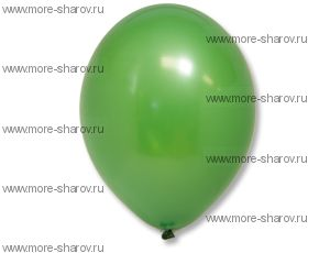 "Шар 14""(34см) Belbal Leaf Green 011"