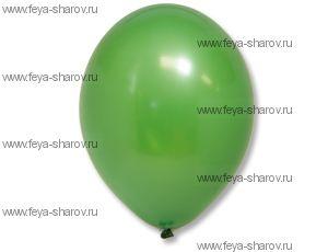 "Шар 14""(34см) Belbal Leaf Green 011"