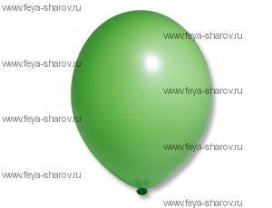 "Шар 14""(34см) Belbal Lime Green 014"