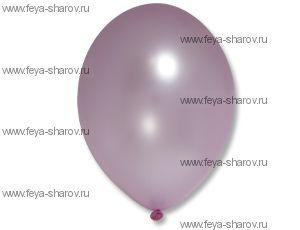 "Шар 14""(32см) Belbal Blue Pink 071 Металлик"