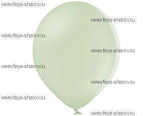 "Шар 14""(34см) Belbal 452 Kiwi Cream"