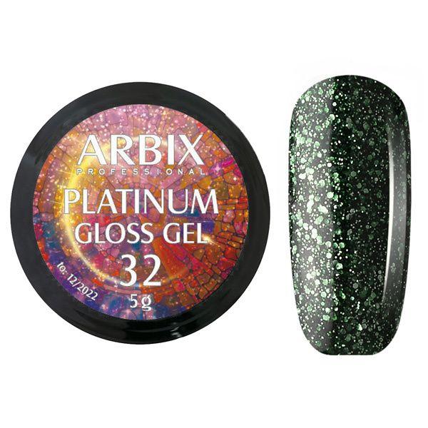 PLATINUM GLOSS GEL ARBIX 32 5 г