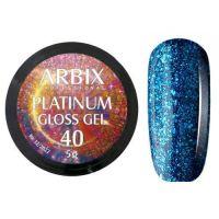 PLATINUM GLOSS GEL ARBIX 40 5 г