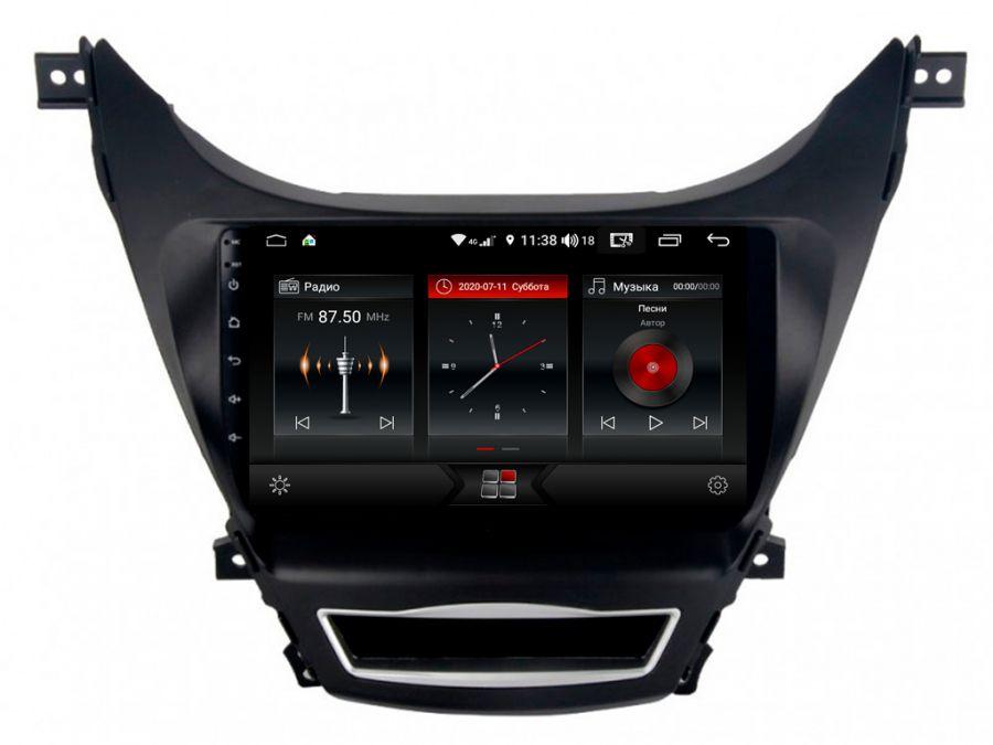 Магнитола для Hyundai Elantra (2011-2013) 09HG