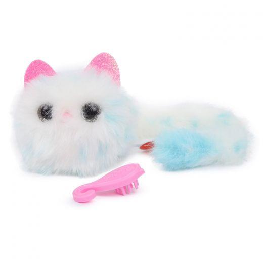 Мягкая игрушка Kids странный красивый котик