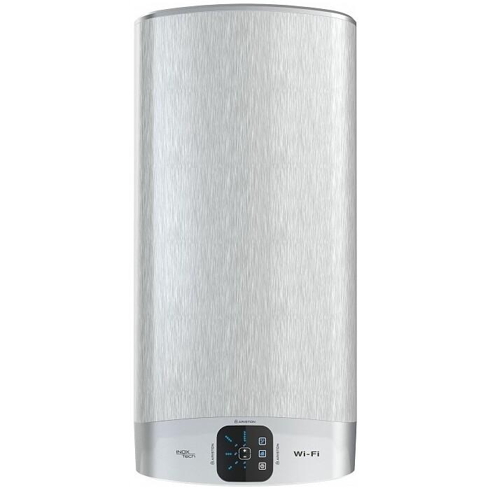 Накопительный электрический водонагреватель Ariston ABS VLS EVO WIFI INOX PW 100 (3700615)