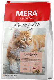 MERA Finest Fit Sterilized 4 кг (для стерилизованных/кастрированных кошек)