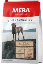 MERA PURE SENSITIVE ADULT TRUTHAHN&REIS 4 кг (для взрослых собак с индейкой и рисом)