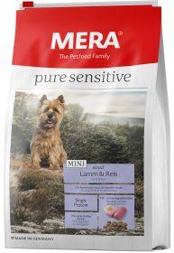 PURE SENSITIVE MINI ADULT LAMM&REIS 4 кг (для собак малых пород с ягненком и рисом)
