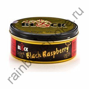 Adalya Black 200 гр - Black Raspberry (Черная Малина)