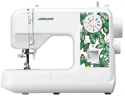 Швейная машина JAGUAR 357 ;    Цена 10450 руб.