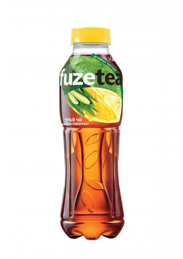 Чай Fuse tea 0,5л Лимон-Лемонграсс Кока-кола