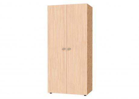Шкаф двустворчатый GK 900 (корпус дуб ВОТАН)