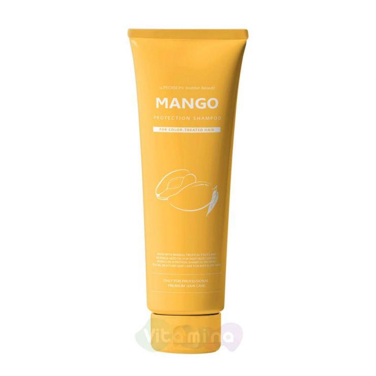 EVAS Pedison Institut-Beaute Шампунь для волос Mango Rich Protein Hair Shampoo, 100 мл