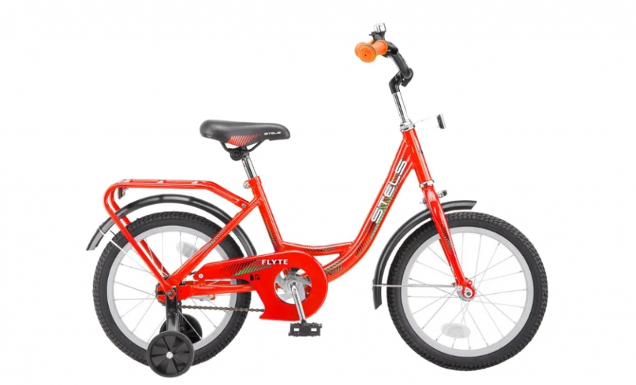 Детский велосипед STELS Flyte 16 Z011 (2018) Красный