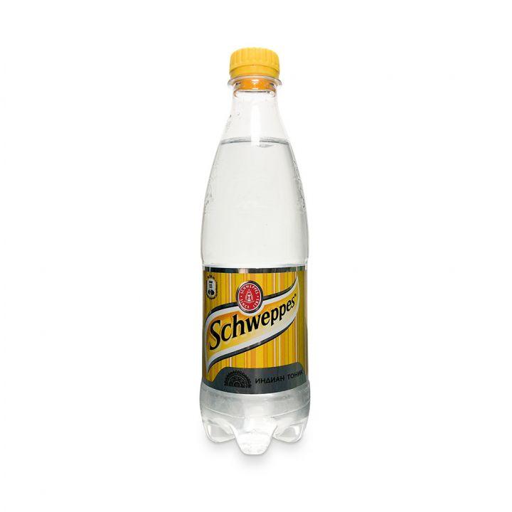 Газ. вода Швеппс 0,9л Тоник Кока-Кола