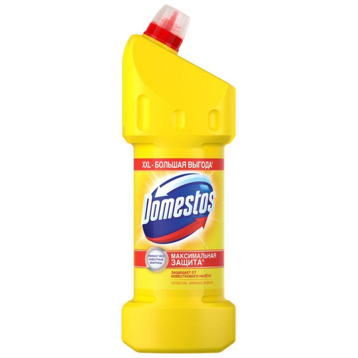 Чист.средство Доместос 1,5л Лимонная свежесть
