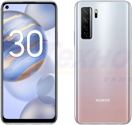 Honor 30s 6/128GB Titanium Silver