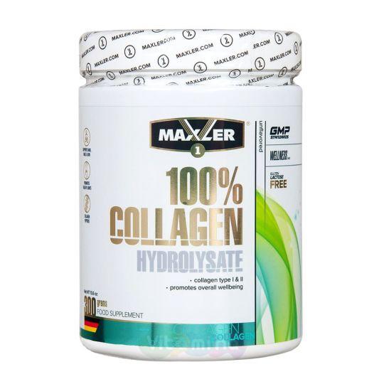 Maxler 100% Collagen Hydrolysate, 300 г