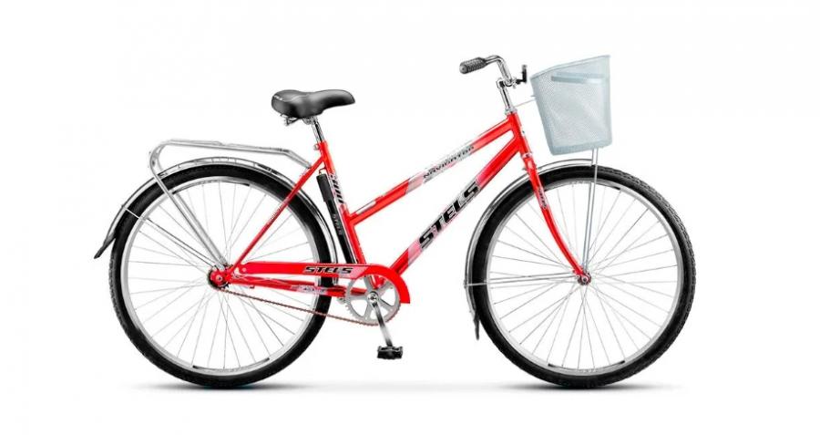Городской велосипед STELS Navigator 300 Lady 28 Z010 Красный