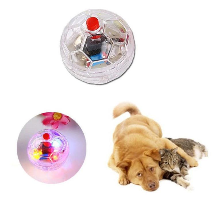 Игрушка для кошек Светодиодный мячик