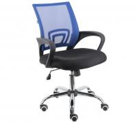 Компьютерное кресло Everprof EP 696 офисное Синее