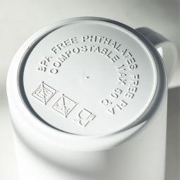 биоразлагаемые кружки с логотипом