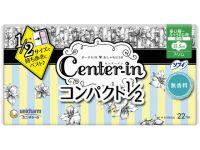 CENTER-IN гигиенические прокладки 21,5 см, 22шт.
