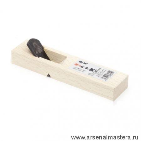 Рубанок японский фальцгобель правый 180 / 30 мм белый дуб Miki Tool MW-3 М00012228