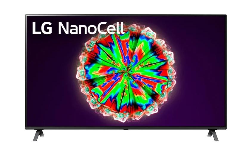 Телевизор NanoCell LG 49NANO806NA