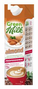 Напиток безалкогольный миндальный на рисовой основе Almond Professional
