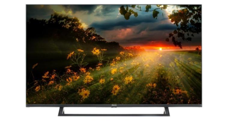 Телевизор HISENSE 43A7300F-SMART Безрамочный