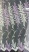Тюль вышивка на сетке Турция 776