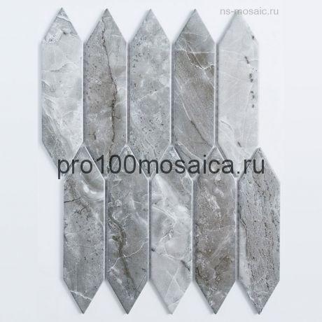 P-518. Мозаика серия PORCELAIN, размер, мм: 257.5*313*5 (NS Mosaic)