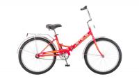 Городской велосипед STELS Pilot 710 24 Z010 Малиновый
