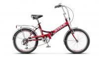 Городской велосипед STELS Pilot 450 20 Z011 Красный